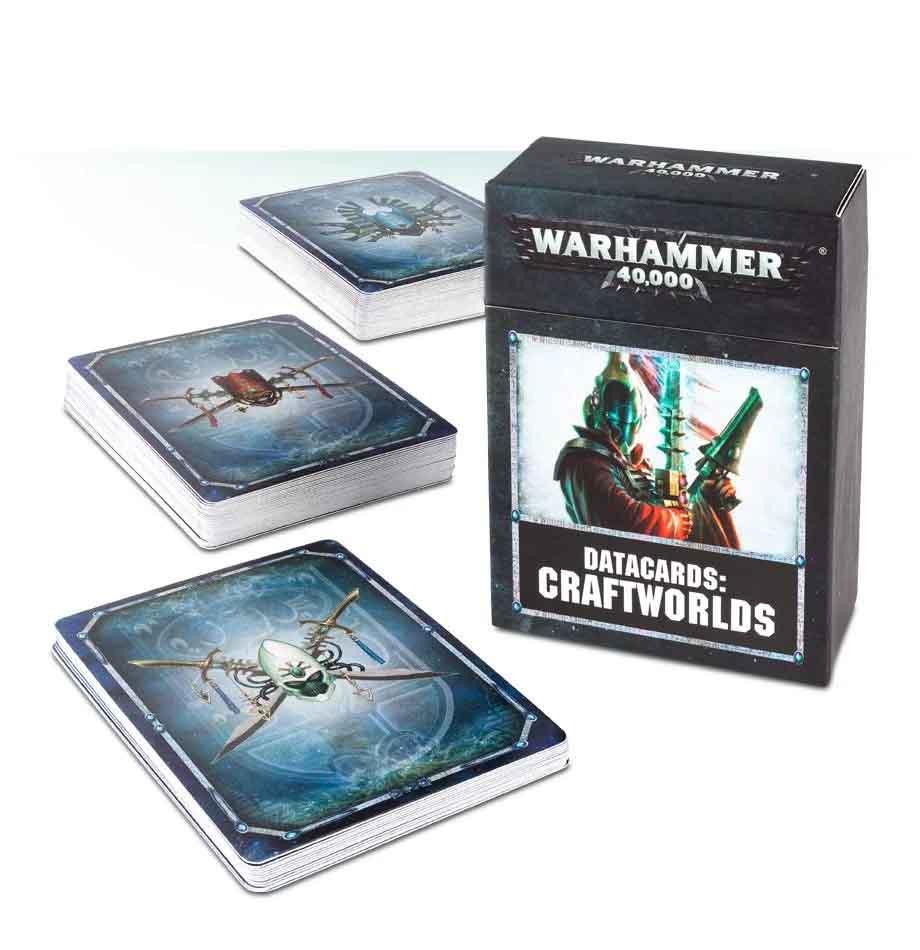 Datacards: Craftworlds (Englisch)