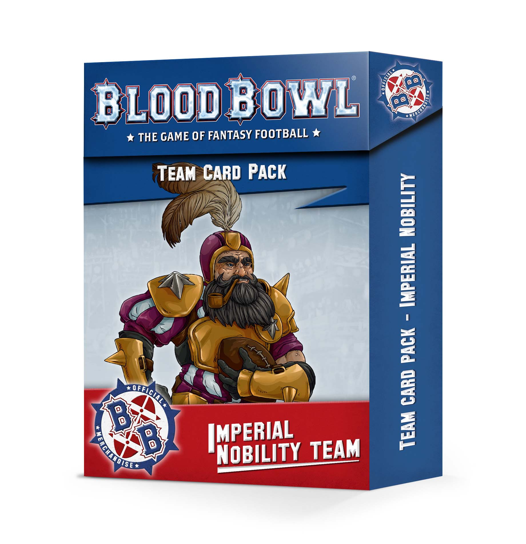 Imperial Nobility Team Card Pack (Englisch)