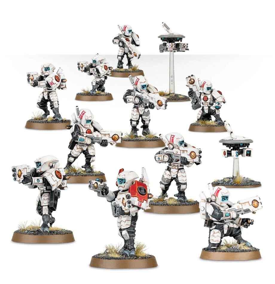 Fire Warriors Breacher / Striker Team