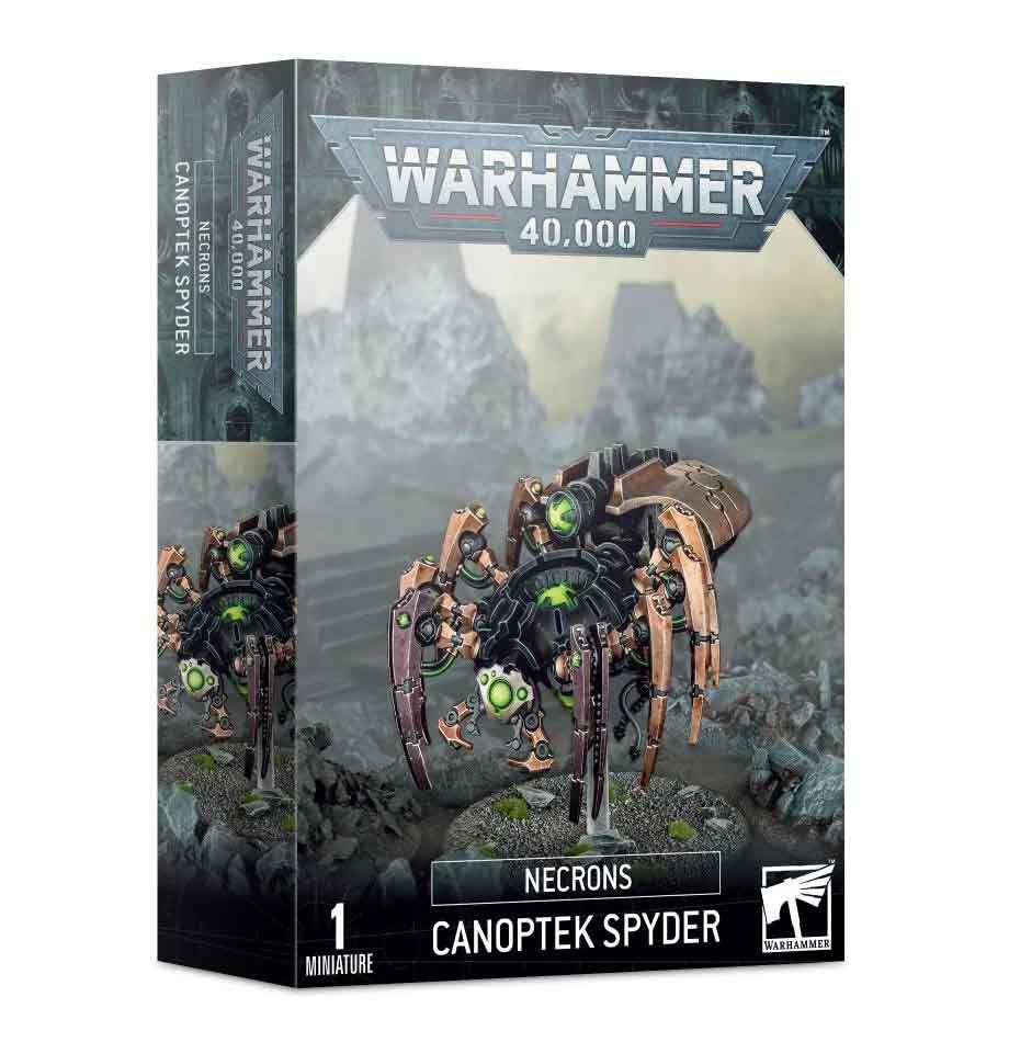 Canoptek Spyder / Spinne