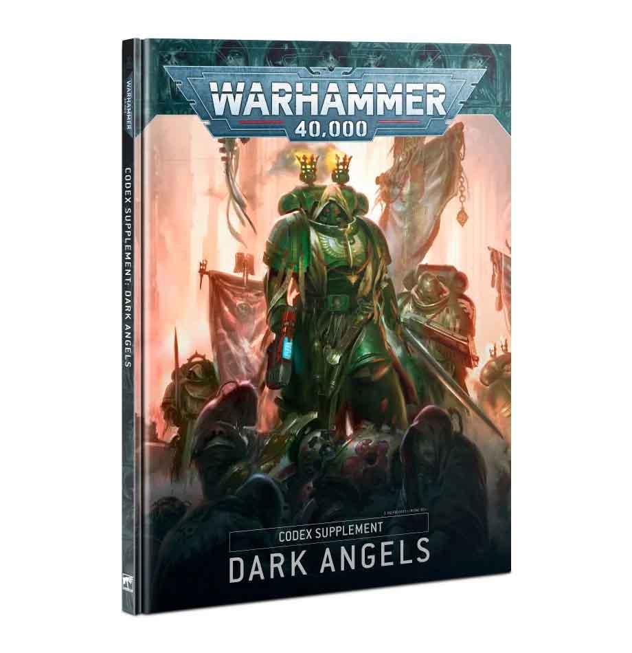 Codex Supplement: Dark Angels (Englisch)