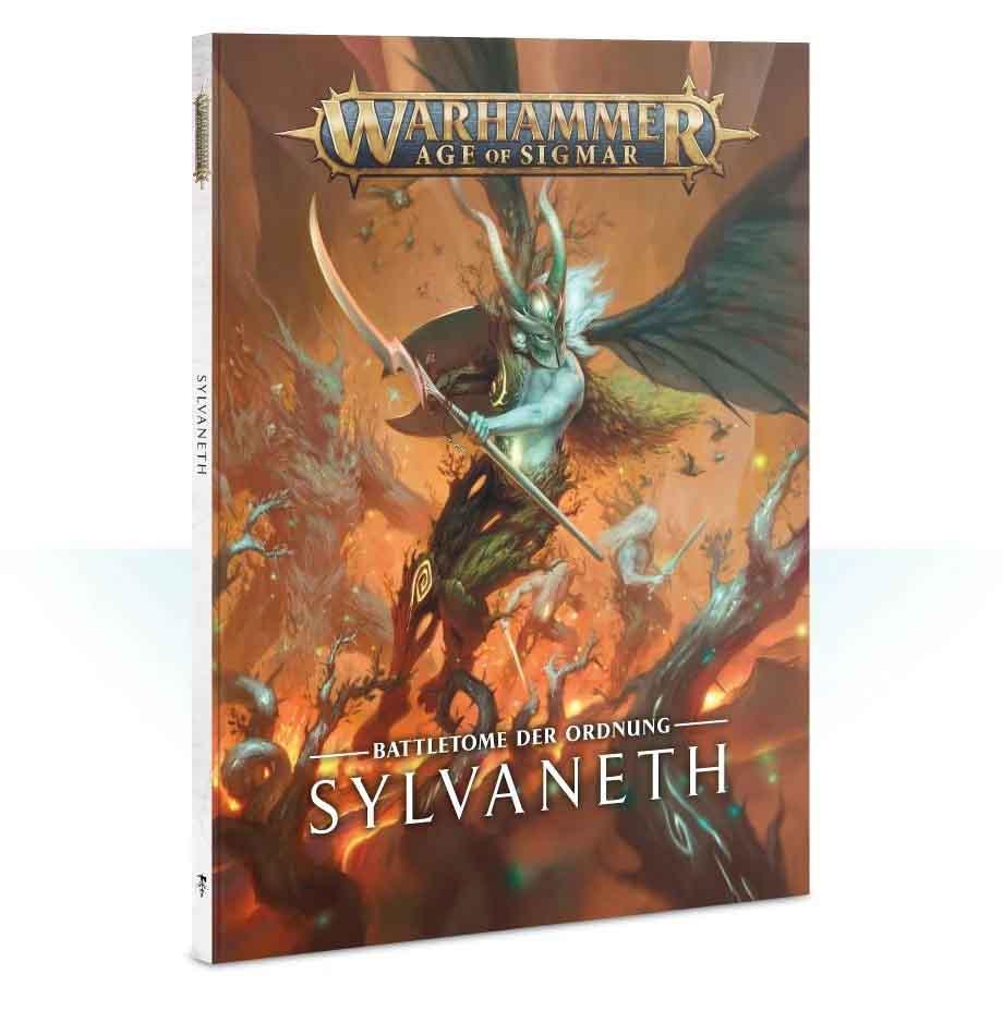 BATTLETOME: SYLVANETH (Softcover) (DEUTSCH)