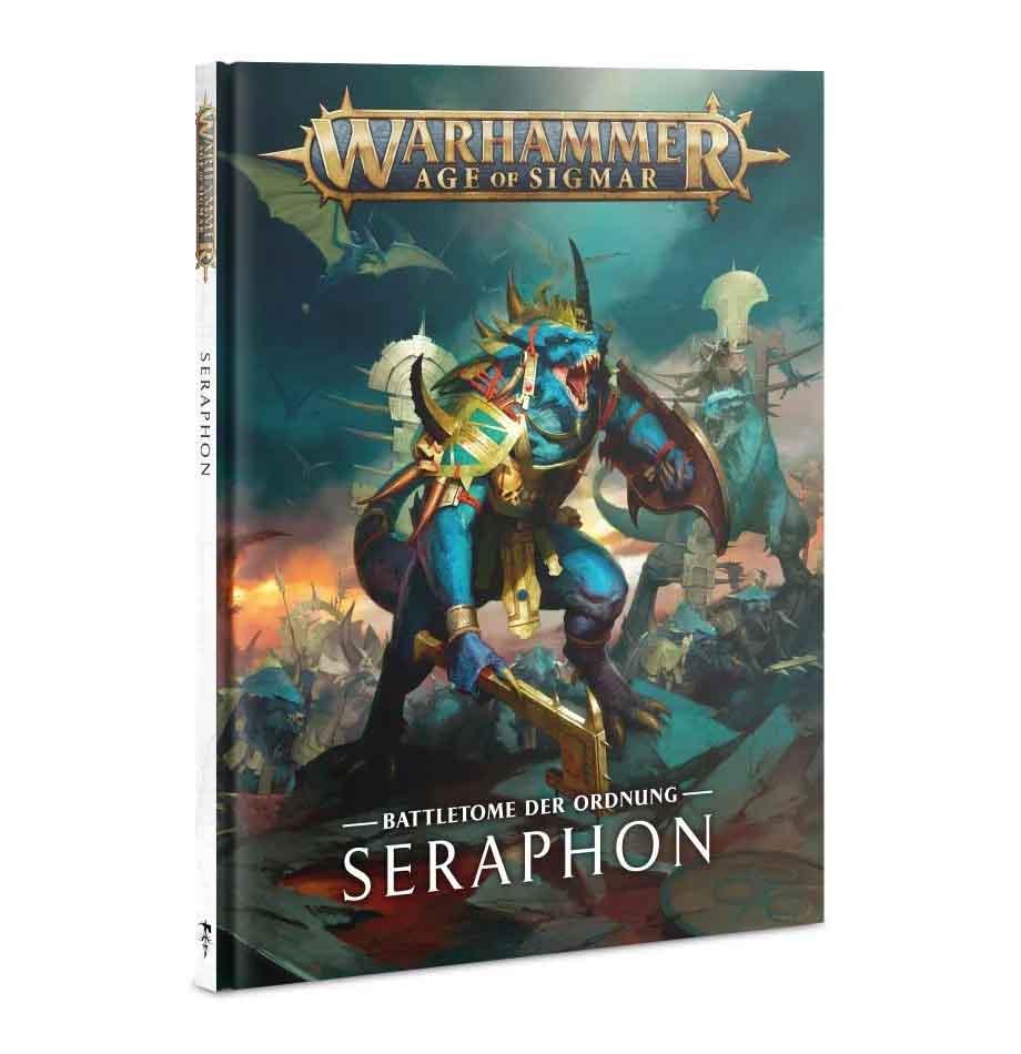 BATTLETOME: SERAPHON (HB) (DEUTSCH)