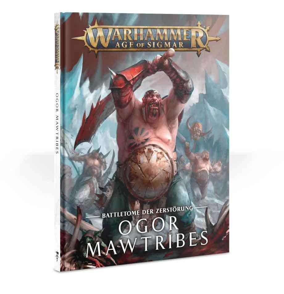 Battletome: Ogor Mawtribes (HB) (DEU)