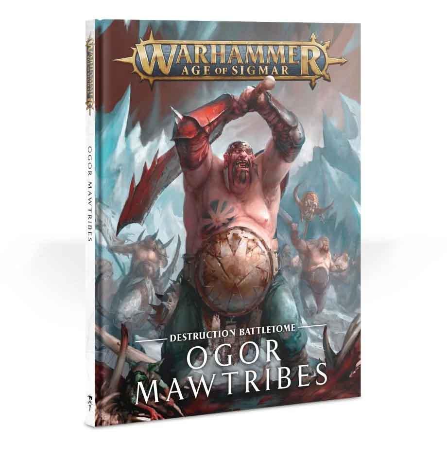 Battletome: Ogor Mawtribes (Englisch)