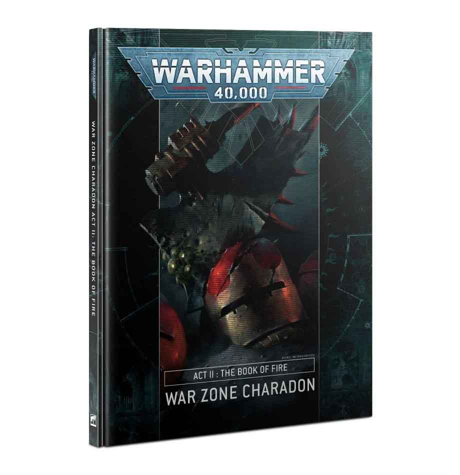 War Zone Charadon – Act II: The Book of Fire (Englisch)