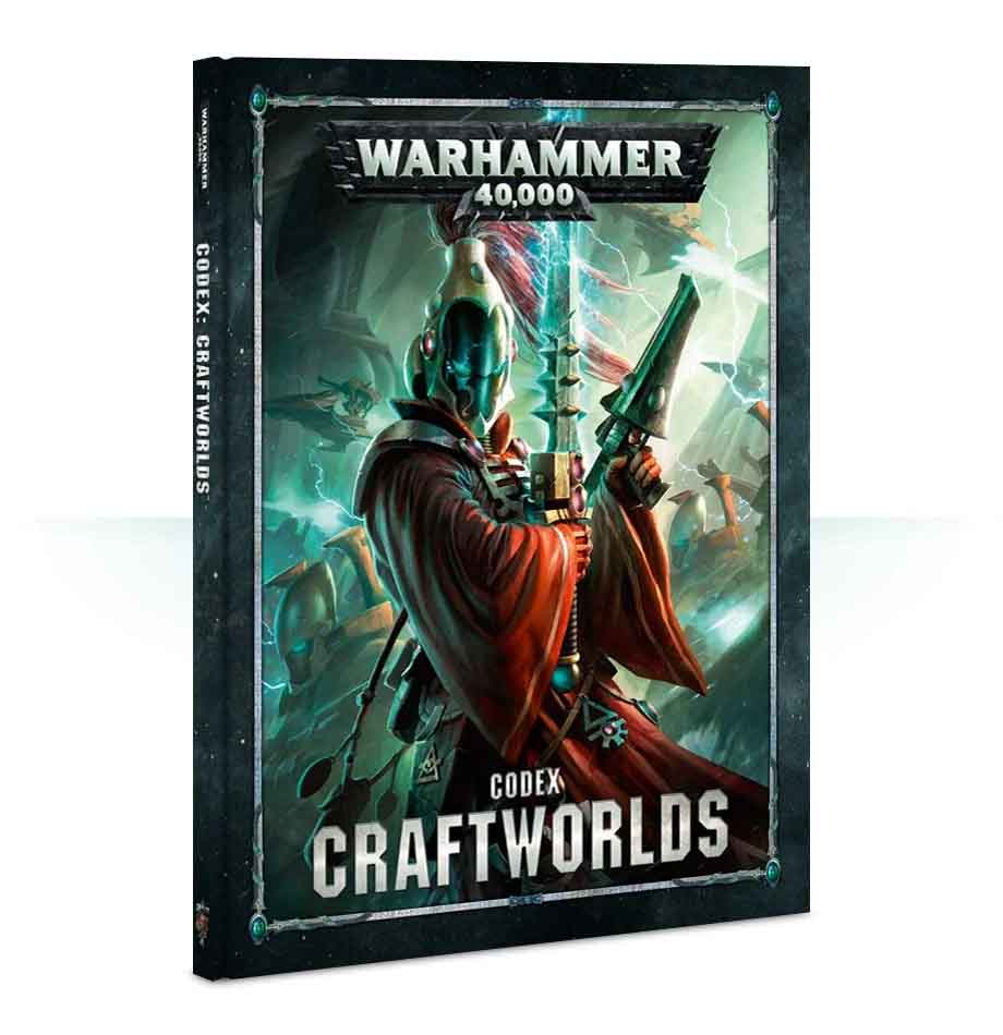 Codex: Craftworlds (Englisch)