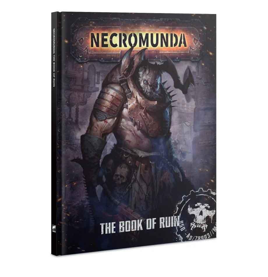 NECROMUNDA: THE BOOK OF RUIN (ENG)