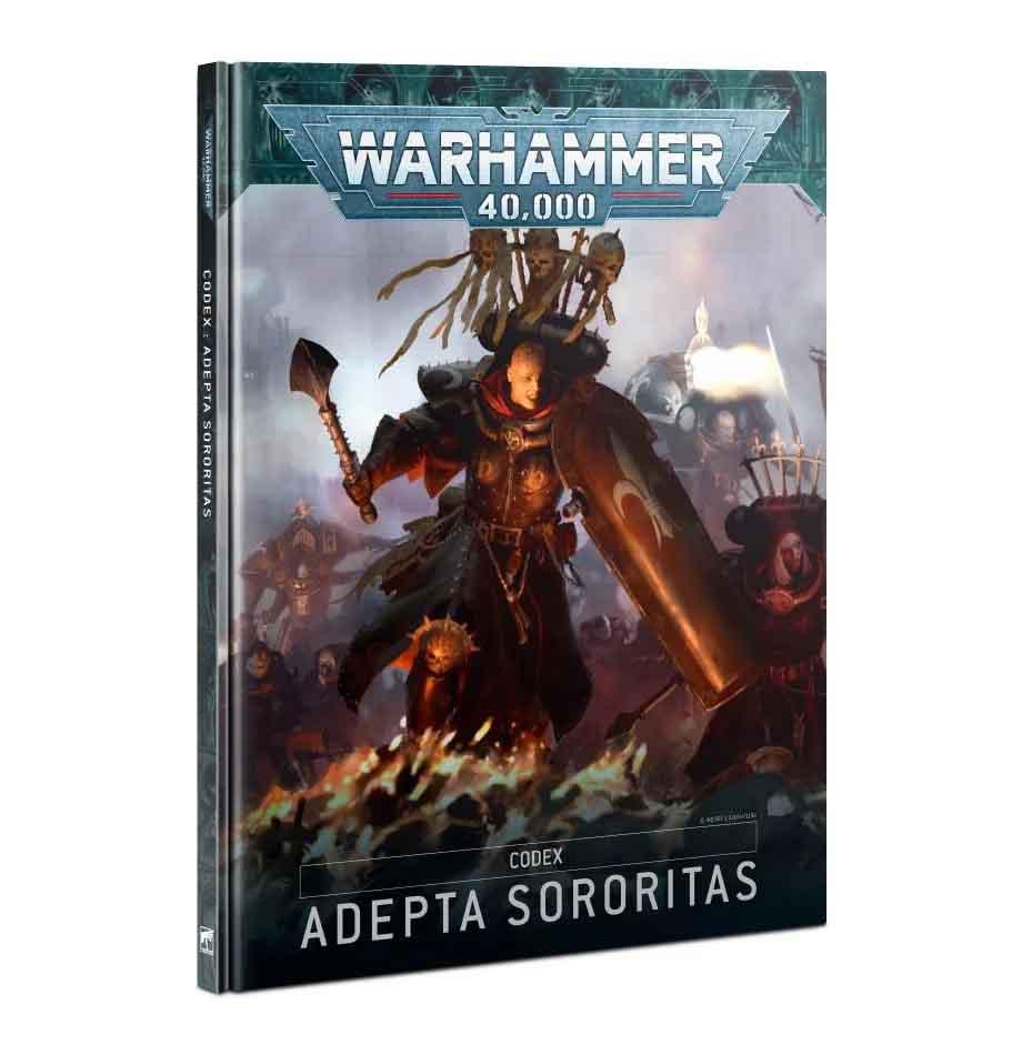 Codex: Adepta Sororitas (Englisch)