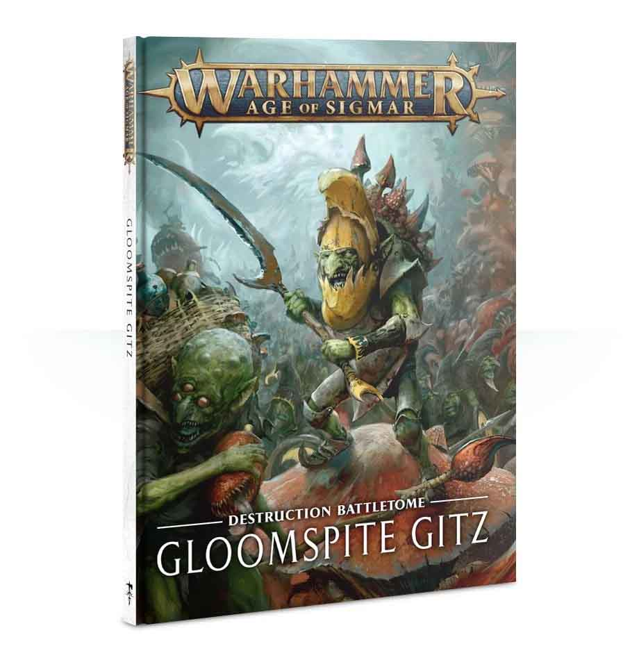 Battletome: Gloomspite Gitz (Englisch)