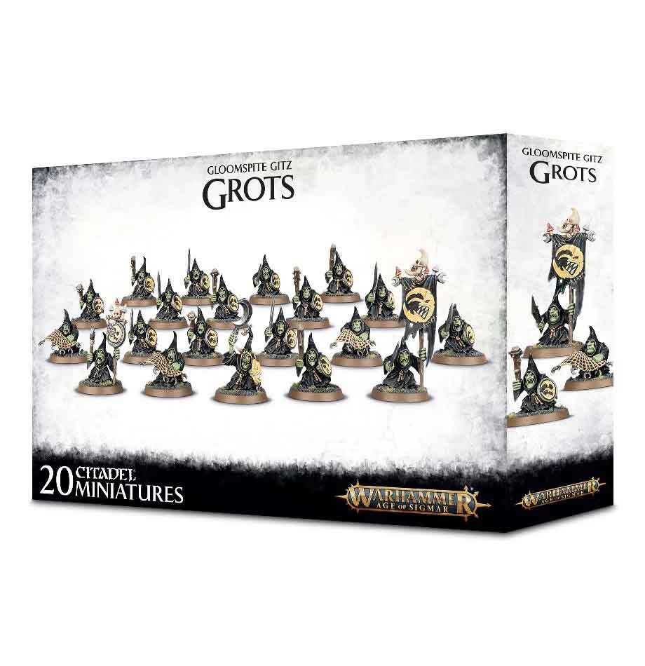 Grots / Stabbas / Shootas