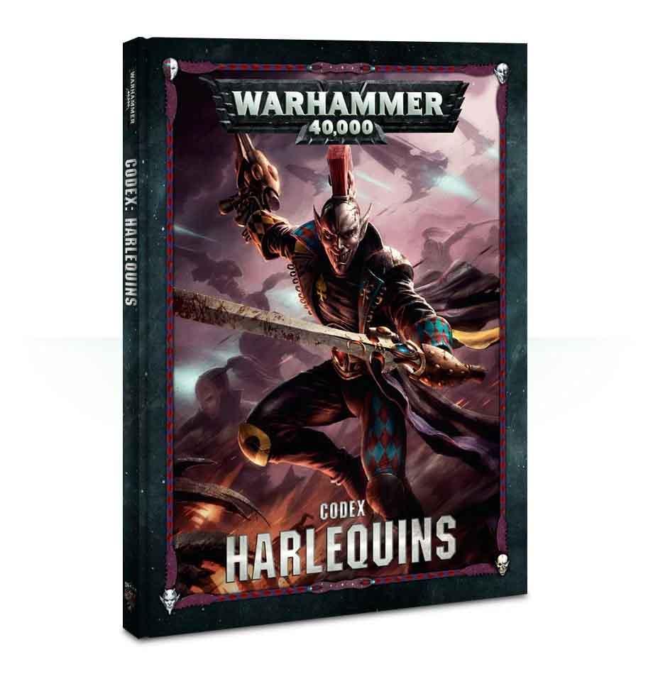 Codex: Harlequins (Deutsch)