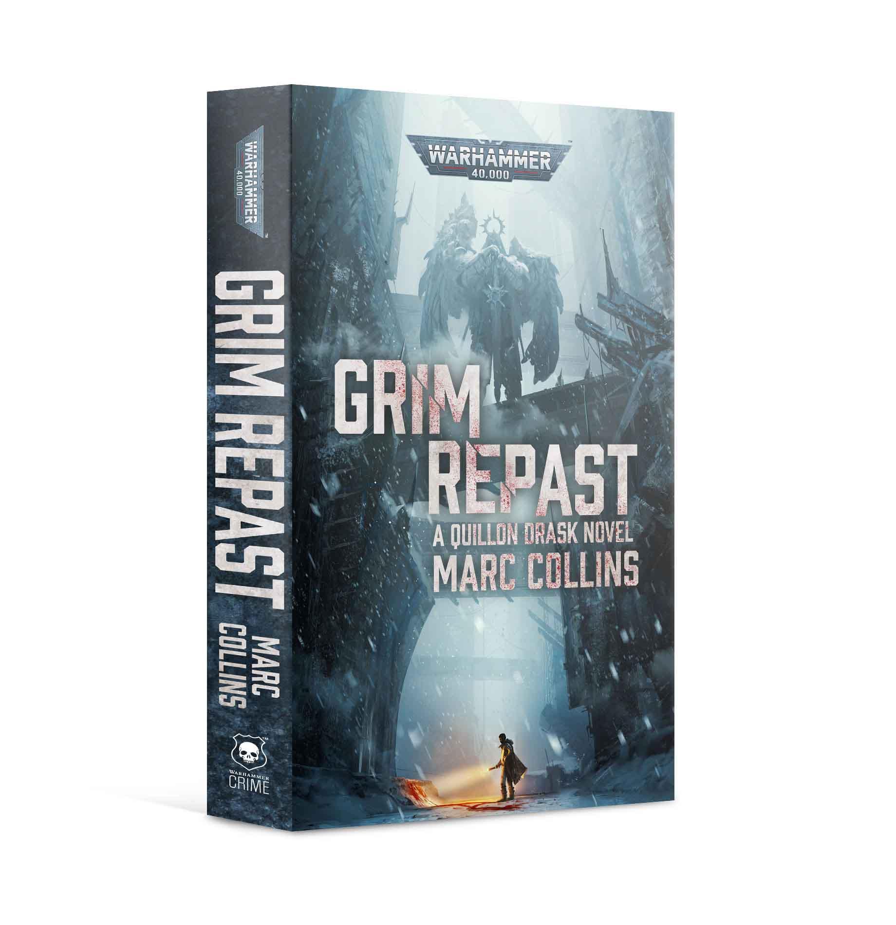 Grim Repast (Paperback) (Englisch)
