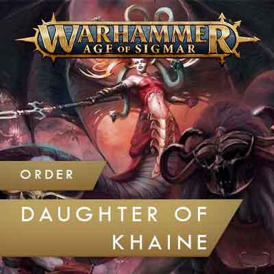 BATTLETOME: DAUGHTERS OF KHAINE (DEU)