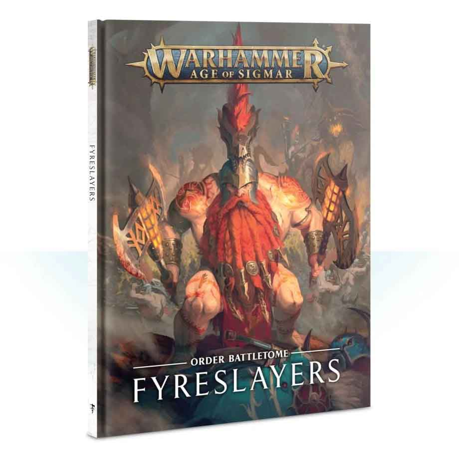 BATTLETOME: FYRESLAYERS (HB) (ENGLISH)