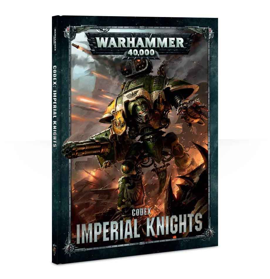 Codex: Imperial Knights (DEUTSCH)
