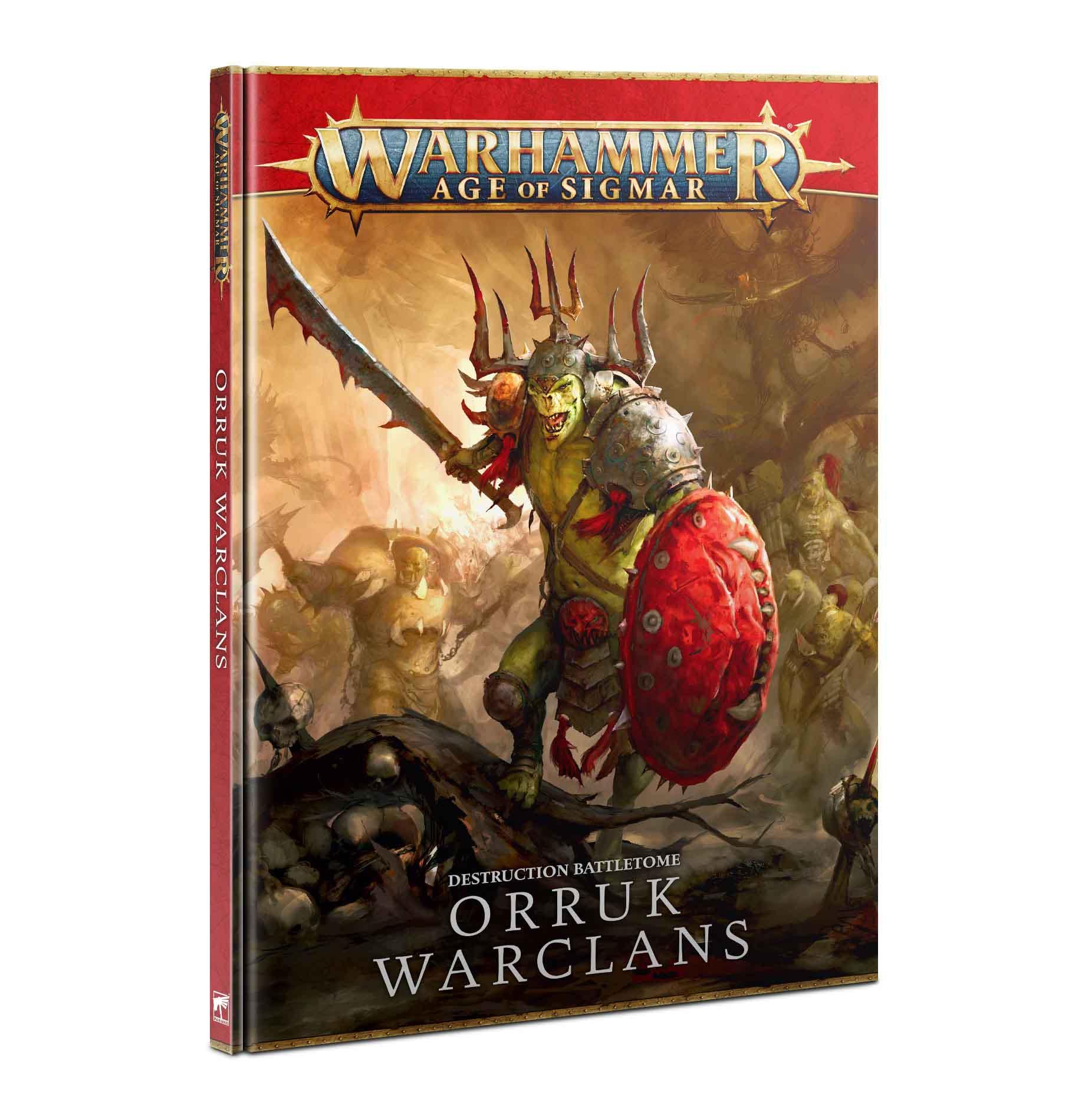 BATTLETOME: ORRUK WARCLANS (ENG)