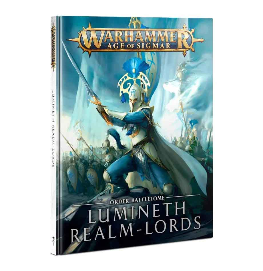 Battletome: Lumineth Realm-lords (Englisch)