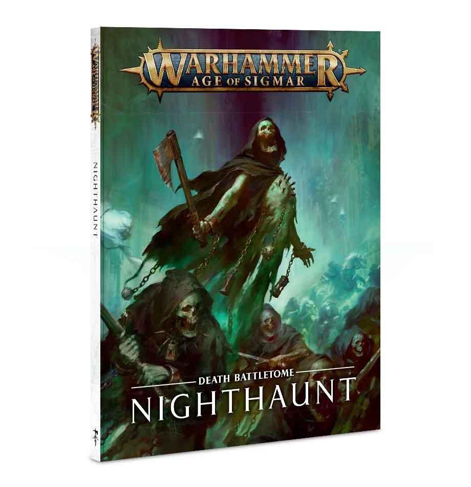 Battletome: Nighthaunt (Englisch)