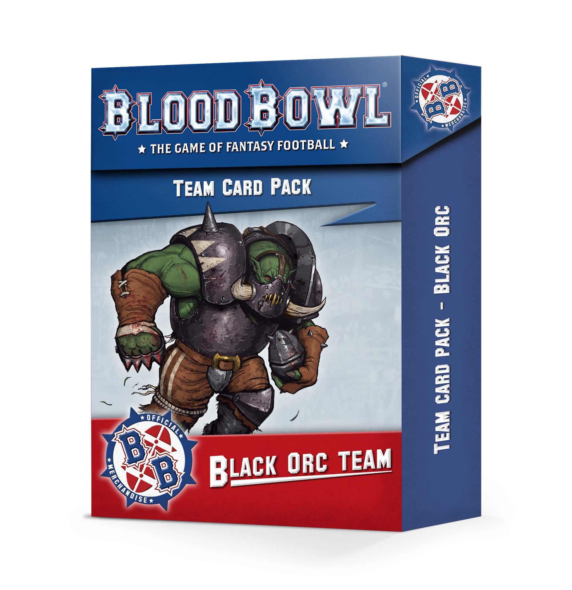 Black Orc Team Card Pack (Englisch)