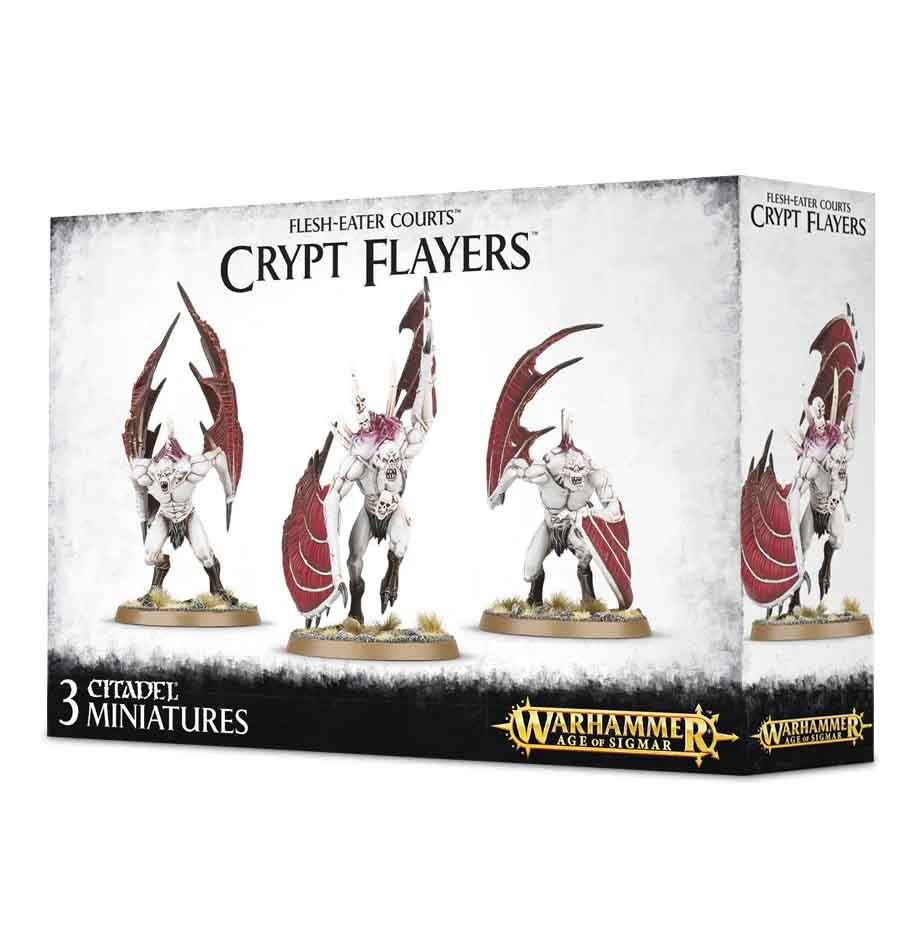 Vargheists / Crypt Flayers
