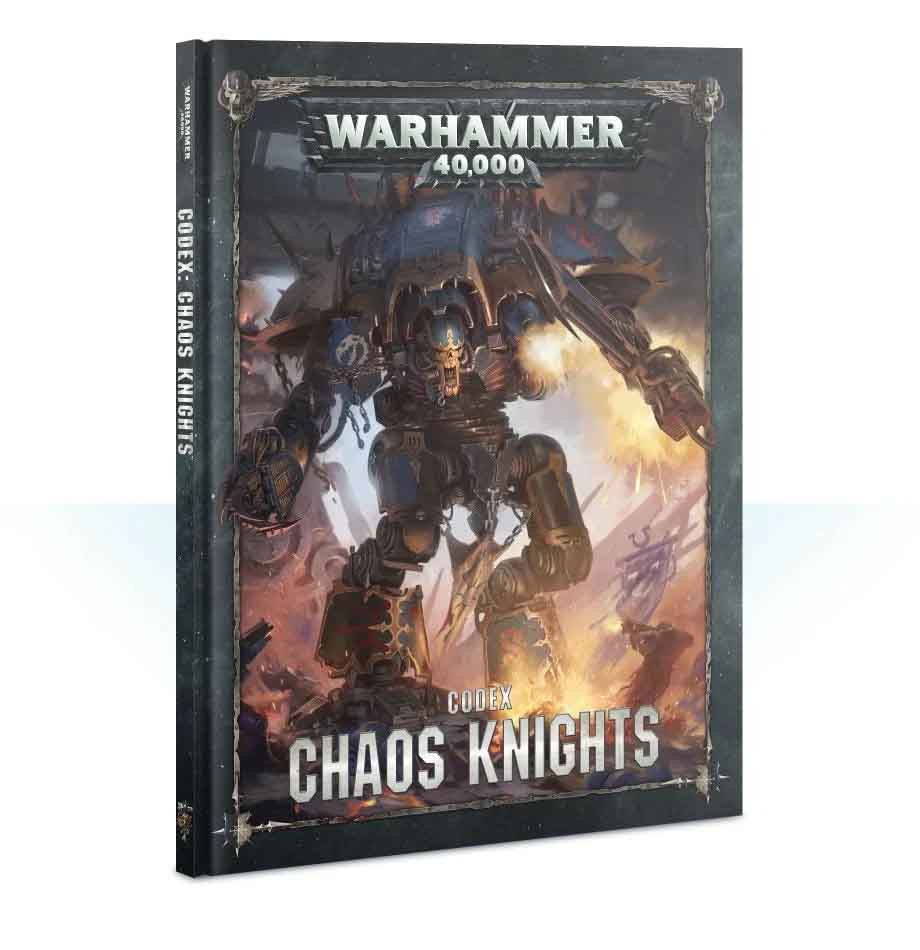 Codex: Chaos Knights (Englisch)