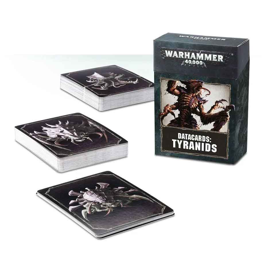Datacards: Tyranids (Englisch)